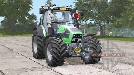 Deutz-Fahr Agrotron TTV 620〡frontloader support para Farming Simulator 2017