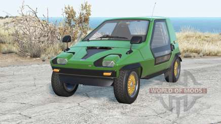 Ibishu Wigeon bigger wheels v1.1.1 para BeamNG Drive