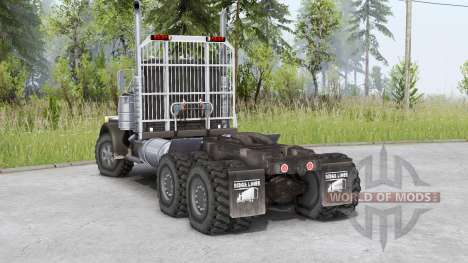 Peterbilt 379  v1.1 para Spin Tires