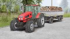 MTZ-1523 Bielorrusia〡 eje delantero móvil para Spin Tires