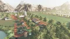 Fazenda Morro Alto v1.0 para Farming Simulator 2017