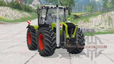 Claas Xerion 3300 Trac VC〡nueva luz real para Farming Simulator 2015