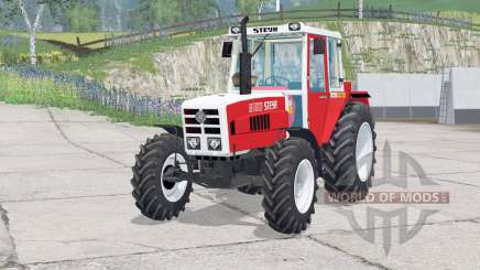 Steyr 8100A para Farming Simulator 2015