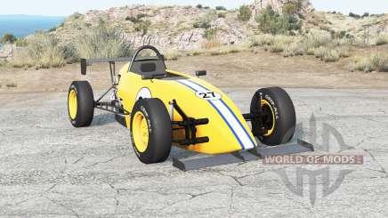 Formula Bee v1.1 para BeamNG Drive