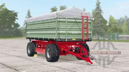 Lomma ZDK 180Ձ para Farming Simulator 2017