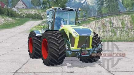 Claas Xerion 4500 Trac VC〡wipers animación para Farming Simulator 2015