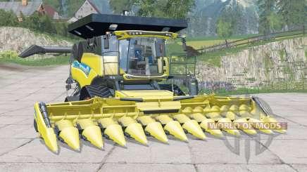 New Holland CR10.90〡graintank capacidad 92000 litros para Farming Simulator 2015