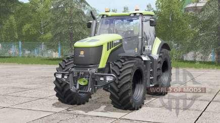 JCB Fastraȼ 8000 para Farming Simulator 2017
