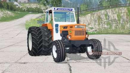 Fiat 1000 Super〡 sonido agresivo para Farming Simulator 2015