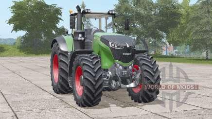 Fendt 1000 Vario〡folding columna de dirección para Farming Simulator 2017
