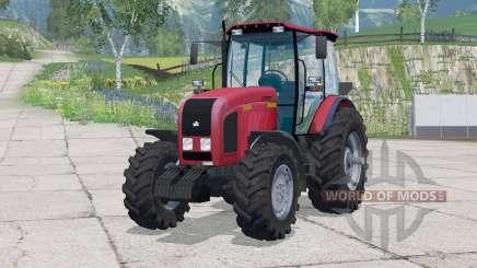 MTZ-2022.3 Bielorrusia〡cardán rotante para Farming Simulator 2015