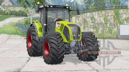 Claas Axioŋ 850 para Farming Simulator 2015