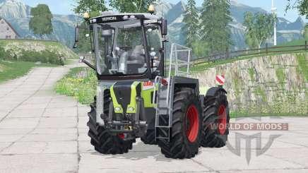 Claas Xerion 3800 Silla de montar Traƈ para Farming Simulator 2015