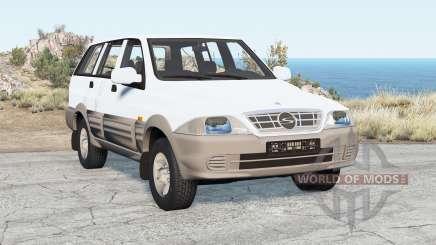 SsangYong Musso (FJ) 1998 para BeamNG Drive