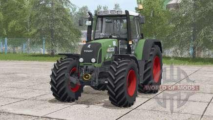 Fendt 820 Vario TMⱾ para Farming Simulator 2017