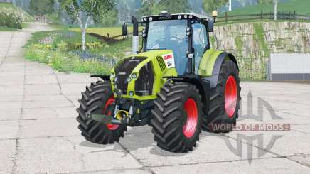 Claas Axioꞃ 850 para Farming Simulator 2015