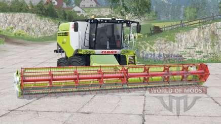 Claas Lexion 780〡improbando pocos detalles para Farming Simulator 2015