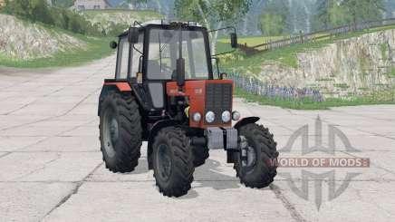 MTZ-82.1 Belaus para Farming Simulator 2015
