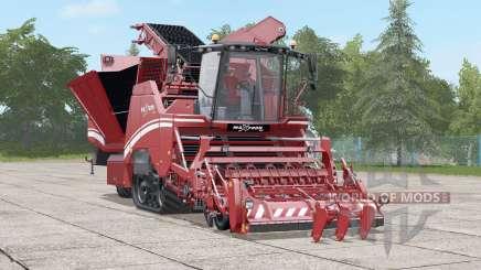 Grimme Maxtron 620〡capacidad 100000 litros para Farming Simulator 2017