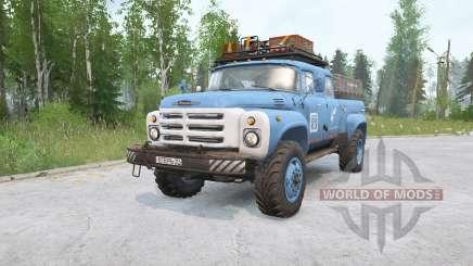 Camioneta ZIL-133 para MudRunner