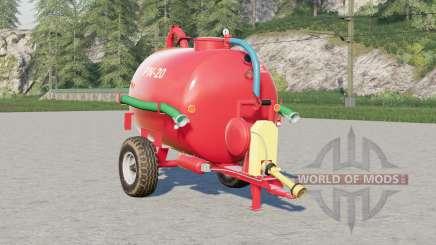 Meprozet PN-20 para Farming Simulator 2017