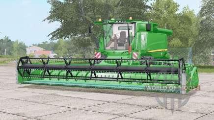 John Deere T660i〡power selection para Farming Simulator 2017
