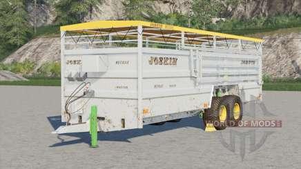 Joskin Betimax RDS 7500〡tire selection para Farming Simulator 2017