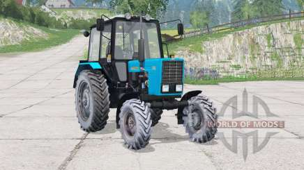 MTZ-82.1 Bielorrusia〡 velocímetro digital para Farming Simulator 2015