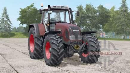 Fendt Favorit 900 Variѻ para Farming Simulator 2017