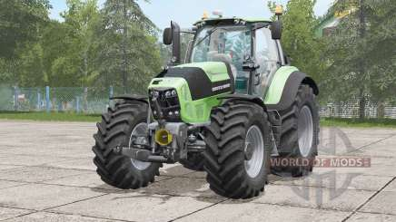 Deutz-Fahr Serie 7 TTV Agrotrꝋn para Farming Simulator 2017