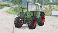 Escape fendt farmer 310 LSA Turbomatik〡dynamic para Farming Simulator 2015