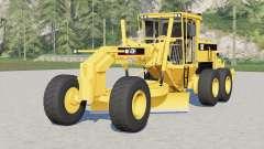 Caterpillar 140H para Farming Simulator 2017