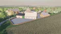 Niedersachsisches Land v1.3 para Farming Simulator 2017