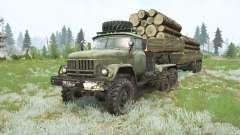 ZiL-137 para MudRunner