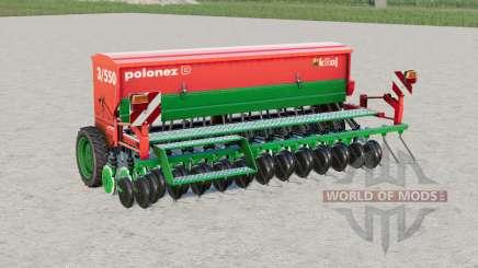 Unia Polonez 550-3D para Farming Simulator 2017