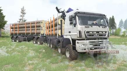 MAZ-6516V9-4৪1-000 para MudRunner