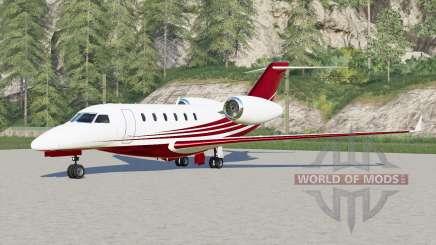Learjet 75 para Farming Simulator 2017