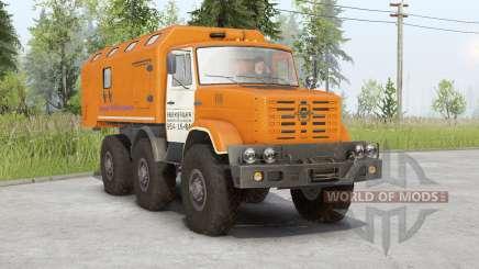 ZiL-497ձ para Spin Tires