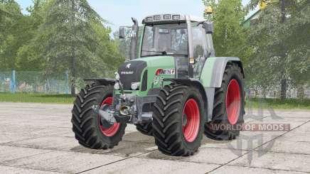 Fendt 716 Vario〡dull color verde para Farming Simulator 2017