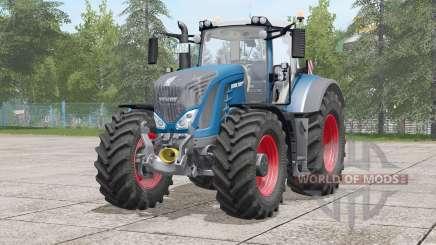 Fendt 900 Vario〡new modelo de motor para Farming Simulator 2017