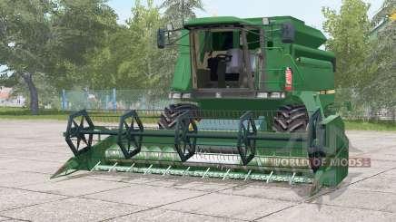 John Deere 2056〡quiet cabina para Farming Simulator 2017