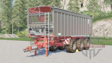 Kroger Agroliner TAW 30〡capacity config para Farming Simulator 2017