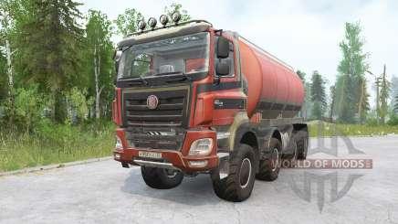 Tatra Phoenix T158 8x8 v1.1 para MudRunner