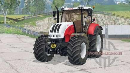 Steyr 6230 CVT〡light ajustado para Farming Simulator 2015