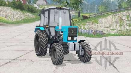 MTZ-82.1 Bielorrusia〡alumbración de trabajo para Farming Simulator 2015