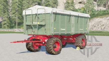 Krone DK 240-18〡seleccionable marcas para Farming Simulator 2017