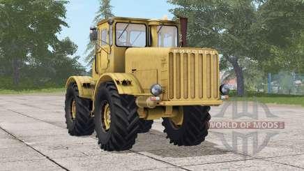 Kirovec K-700〡engine selection para Farming Simulator 2017