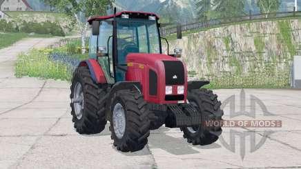 MTZ-2022.3 Bielorrusia para Farming Simulator 2015
