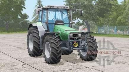 Deutz-Fahr AgroStar 6.08〡3 diferentes configuraciones de motor para Farming Simulator 2017