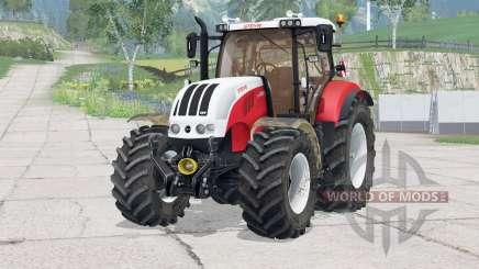 Steyr 6230 CVT〡dynamic escape para Farming Simulator 2015